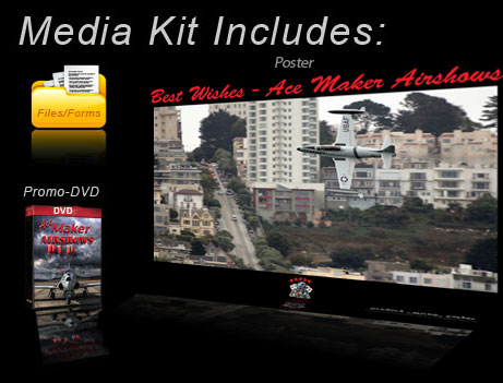 Airshow press and media kit