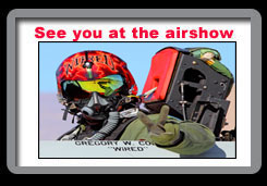 air show, training and rides schedual